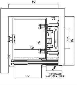 Подъёмник IGV