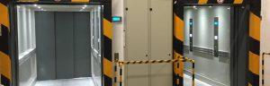 Промышленные лифты KLEEMANN