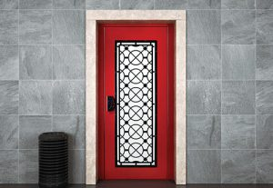 Лифтовые двери has 12 ral 3005-9005