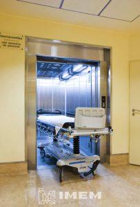 Лифты для больниц №2
