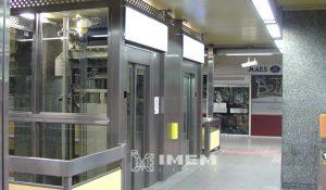 Лифты для подземных и наземных станций №3