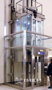 Лифты для подземных и наземных станций №4