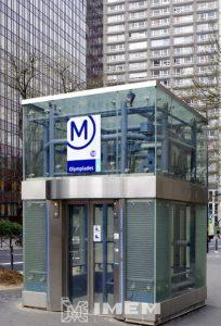 Лифты для подземных и наземных станций №5