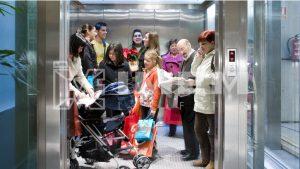 Лифты для торговых центров №1