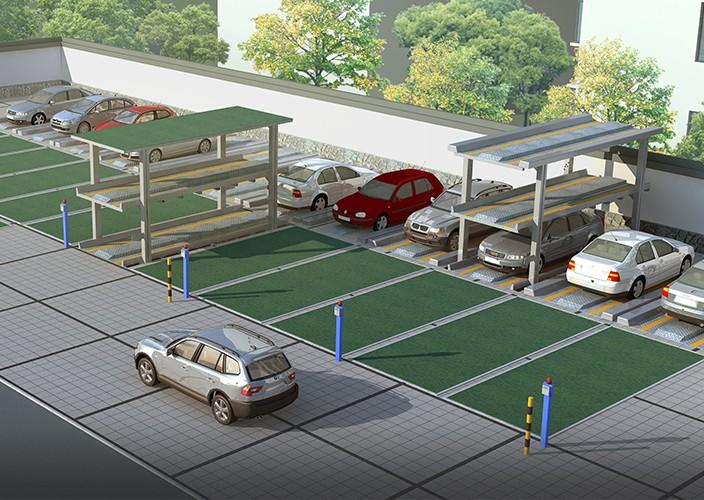 Системы парковки автомобилей №2