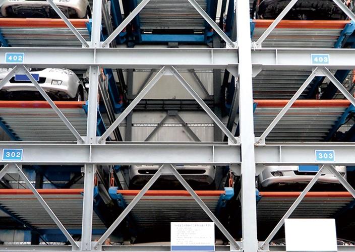 Системы парковки автомобилей №3