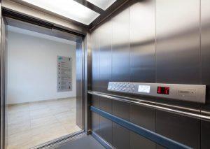 Больничные лифты №1