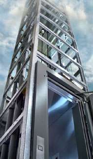 Пассажирские лифты SKG-1