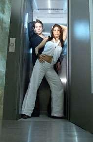 Пассажирские лифты SKG-3