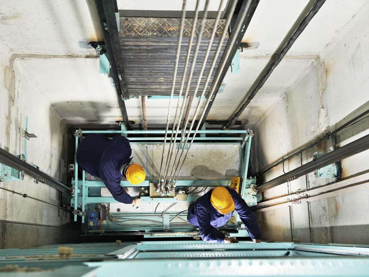наладка лифтового оборудования