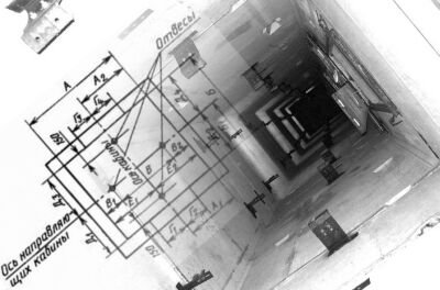 Проектирование лифта №1