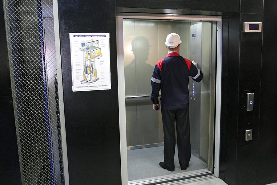 Надзор за лифтами