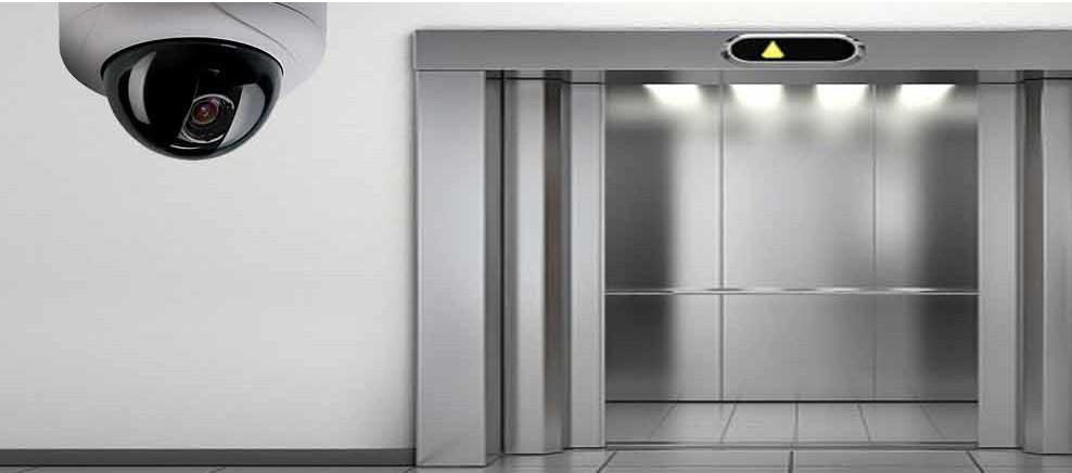 Видеонаблюдение и скуд для лифтов