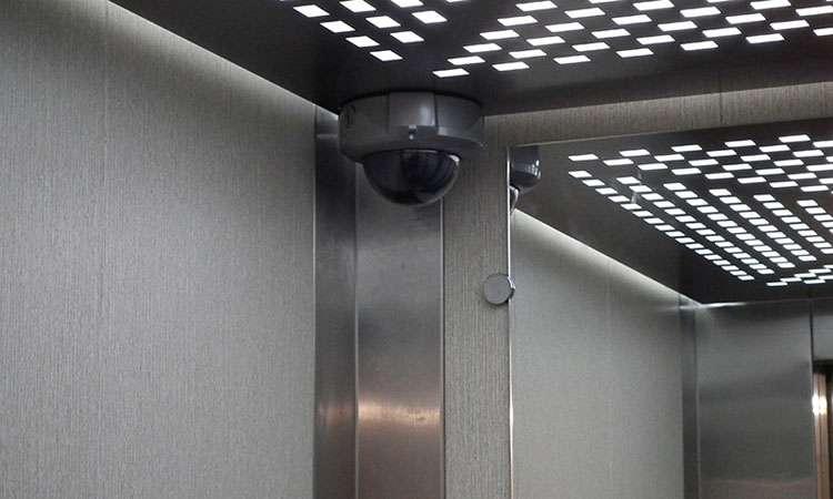 Видеонаблюдение для лифтов