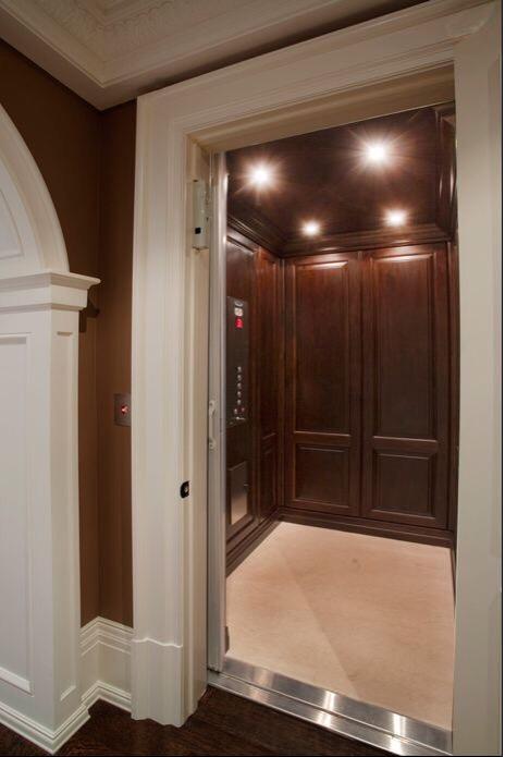 Кабина для лифта