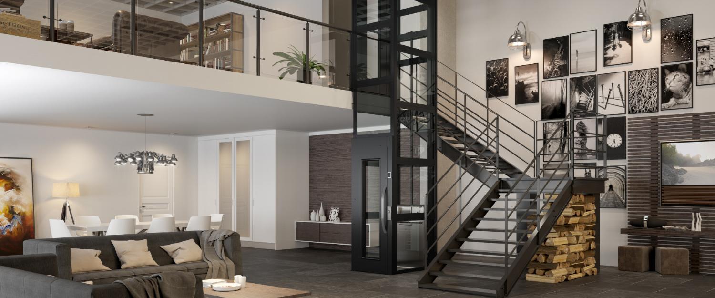 Коттеджные лифты для частного дома