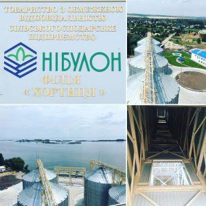 ООО СП «НИБУЛОН» г/п 2000 кг высотой подъема 43 метра
