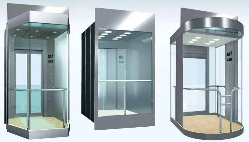 Цена панорамных лифтов